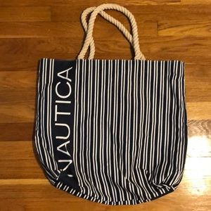 5/25 Nautica Beach Bag